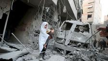 Audio «Schwindende Hoffnung auf Waffenstillstand in Syrien» abspielen