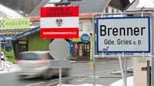 Audio «Kontrollen an Österreichs Südgrenze» abspielen