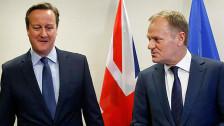 Audio «Brüssel, Brexit und die Flüchtlingskrise» abspielen