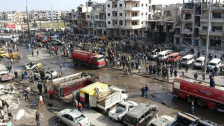Audio «Neuer Anlauf für eine Waffenruhe in Syrien» abspielen