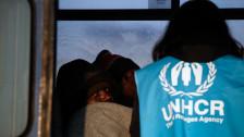Audio «Hilfswerke beenden Arbeit auf Lesbos» abspielen