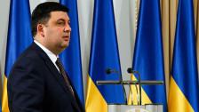 Audio «Wladimir Groisman - Hoffnung für die Ukraine?» abspielen