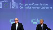Audio «EU-Kommission will Visa-Freiheit für Türkei» abspielen