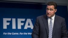 Audio «Fifa-Aufseher Domenico Scala tritt aus Protest zurück» abspielen
