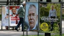 Audio «Österreich vor der Präsidentenwahl – Opportunismus überwiegt» abspielen