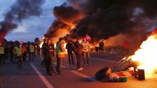 Audio «Die Streiks in Frankreich weiten sich aus» abspielen