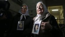 Audio «Historische Urteile in Argentinien» abspielen