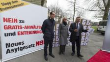 Audio «Ja zum Asylgesetz - SVP verliert im Kerngeschäft» abspielen