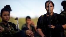 Audio «Kolumbien vor dem Waffenstillstand?» abspielen