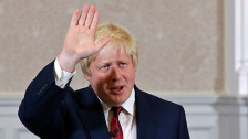 Audio «Boris Johnson geht von Bord» abspielen