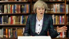 Audio «Theresa May - die neue «eiserne Lady»?» abspielen