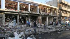 Audio «Schwere Anschläge in Bagdad» abspielen