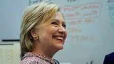 Audio «FBI-Empfehlung: Keine Anklage gegen Hillary Clinton» abspielen