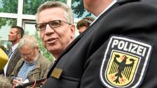 Audio «Deutschland wappnet sich gegen den Terror» abspielen