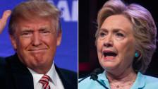 Audio «Wo sich Clinton und Trump gleichen» abspielen