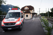 Audio «Ruf nach mehr Polizei im Zug» abspielen