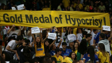 Audio «Düstere Aussichten für Brasilien nach den Spielen» abspielen