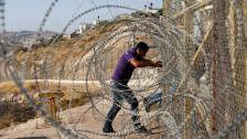 Audio «Israeli und Palästinenser wünschen sich Frieden» abspielen