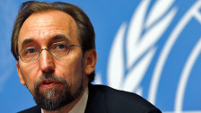 Audio «UNO-Menschenrechtskommissar – Aufruf gegen Rechtspopulismus» abspielen