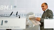 Audio «Bundespräsidentenwahl in Österreich soll verschoben werden» abspielen