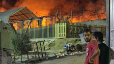 Audio «Nach dem Brand im Flüchtlingscamp auf Lesbos» abspielen