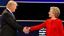 Audio «Clinton vs. Trump – die Besonnene gegen den Wilden» abspielen