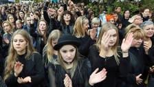 Audio «Polen – Frauenstreik gegen Abtreibungsverbot» abspielen