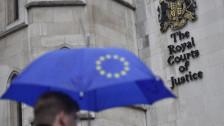 Audio «Brexit vor Gericht: Darf das Parlament mitentscheiden oder nicht?» abspielen