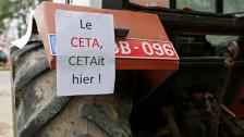 Audio «Wallonen verweigern Zustimmung zu CETA» abspielen