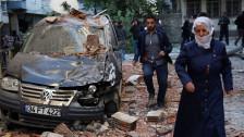 Audio «Mindestens acht Tote in Diyarbakir» abspielen