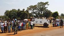 Audio «UNO benötigt mehr Geld für humanitäre Hilfe» abspielen