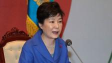 Audio «Südkorea: Parlament entmachtet Präsidentin Park» abspielen