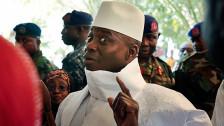 Audio «Gambia – abgewählter Präsident verhängt Ausnahmezustand» abspielen