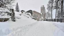 Audio «Erdbeben in Italien – Schnee behindert Rettungsarbeiten» abspielen