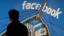 Audio «Facebook wächst weiter - dank gewaltiger Reichweite» abspielen