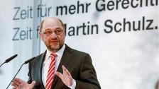 Audio «Martin Schulz im Umfrage-Hoch» abspielen