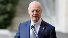 Audio «Neue Syrien-Friedensgespräche in Genf» abspielen