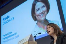 Audio «Energiestrategie reisst bei FDP Gräben auf» abspielen