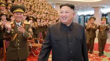 Audio «Wechselseitige Abhängigkeiten zwischen China und Nordkorea» abspielen