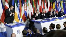 Audio «Der EU ist nach Feiern zumute» abspielen