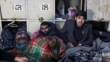 Audio ««75'000 Flüchtlinge sitzen auf der Balkanroute fest»» abspielen