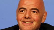 Audio «Fifa-Präsident prangert «Fake News» an» abspielen