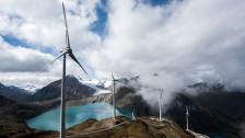Audio «Werweissen über Energiezukunft» abspielen