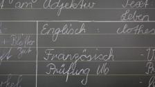 Audio «Kein Appetit auf weitere Schulreformen in Zürich» abspielen