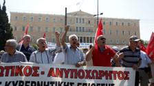 Audio «Griechenland: Wohin fliesst das neue EU-Rettungsgeld?» abspielen