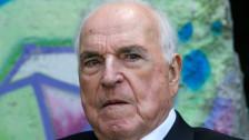 Audio «Deutscher Alt-Bundeskanzler Helmut Kohl ist tot» abspielen