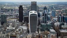 Audio «Ungewisse Auswirkungen des Brexit auf den Bankenplatz London» abspielen