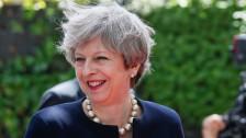 Audio «Die britische Regierung steht jetzt» abspielen