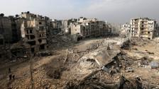 Audio «Rückkehr in ein völlig zerstörtes Ost-Aleppo» abspielen