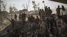 Audio «Rückeroberung von Mossul» abspielen